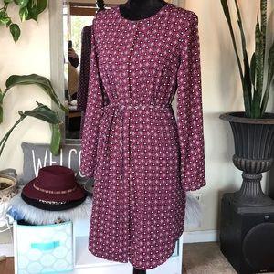 🍂5/$25🍂Merona Button Dress